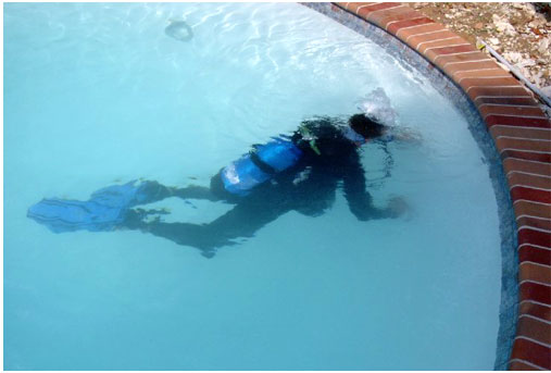 Premier Pool Renovations Leak Detection